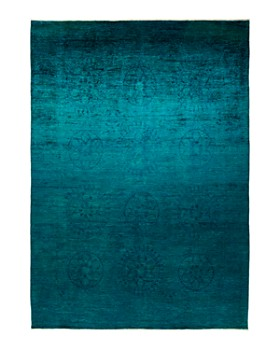 """Bloomingdale's - Vibrance 24 Hand Knotted Area Rug, 8' 0"""" x 11' 4"""""""