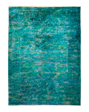 Solo Rugs Vibrance 37 Hand Knotted Area Rug, 5' 2 x 7' 0