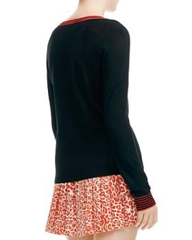 Maje - Merina Wool Cardigan