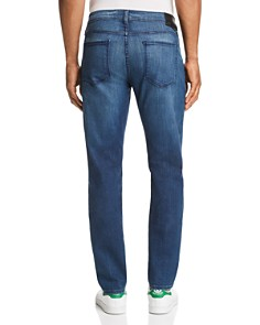 PAIGE - Federal Slim Fit Jeans in Grover