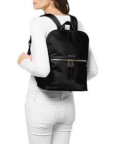 MICHAEL Michael Kors - Polly Medium Nylon Slim Backpack