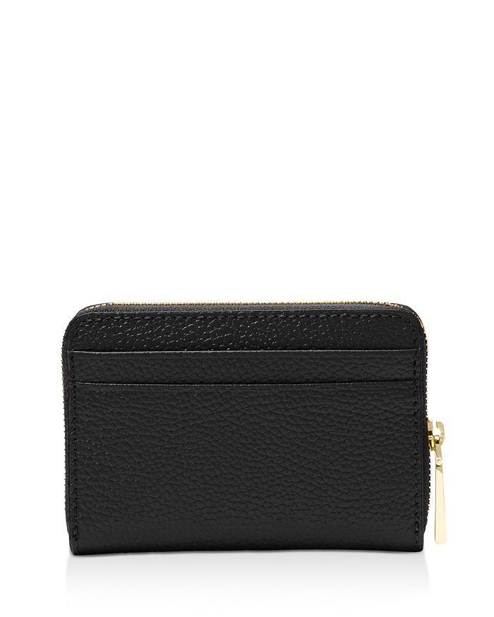 d93dd8458310 MICHAEL Michael Kors - Money Pieces Zip Around Leather Coin   Card Case