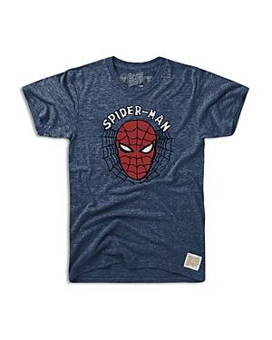 Retro Brand Boys' Spider Man Graphic Tee - Little Kid, Big Kid