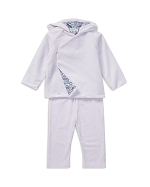 Ralph Lauren Girls Velour Kimono Top  Pants Set  Baby
