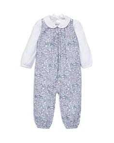 Ralph Lauren - Girls' Floral Romper & Bodysuit Set - Baby
