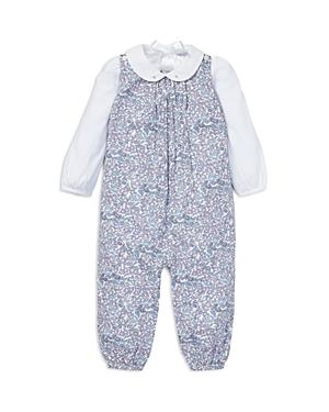 Ralph Lauren Girls Floral Romper  Bodysuit Set  Baby