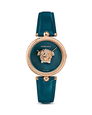 Versace Collection Palazzo Empire Green Watch, 34mm