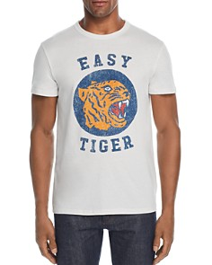 CHASER Easy Tiger Graphic Tee - Bloomingdale's_0