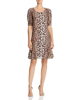Joie - Angeni Leopard Print Dress - 100% Exclusive