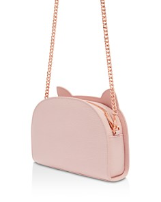 Ted Baker - Kirstie Cat Medium Leather Shoulder Bag
