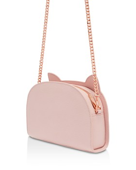6771b40c3 ... Ted Baker - Kirstie Cat Medium Leather Shoulder Bag