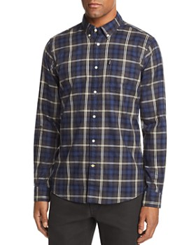 Barbour - Endsleigh Highland Check-Print Tailored Fit Button-Down Shirt