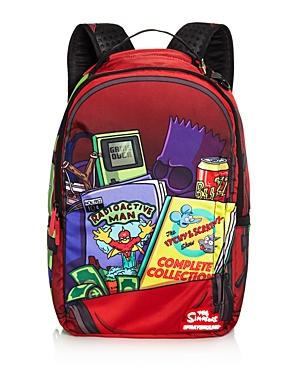 Sprayground Bart Simpson Backpack  100 Exclusive