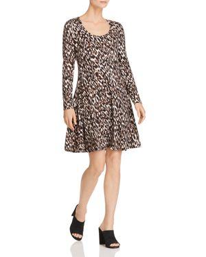 Robert Michaels Leopard Print Dress