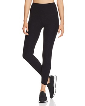 ebc08c0290 Beyond Yoga - High-Waist Midi Leggings ...