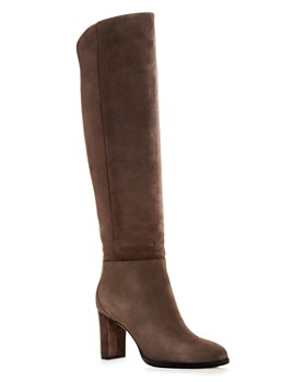 Jimmy Choo - Women's Madalie 80 High Block-Heel Boots