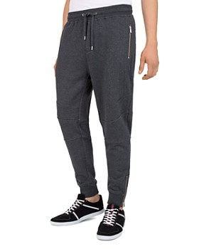 The Kooples - Zip Moto Regular Fit Sweatpants