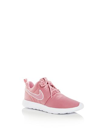 super popular dfe11 418b4 Nike Girls' Roshe One Satin Lace-Up Sneakers - Toddler ...