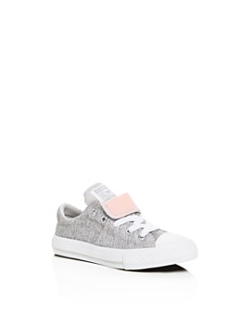 44b184f9c9ae Converse - Girls  Chuck Taylor All Star Maddie Mouse Slip-On Sneakers -  Toddler ...