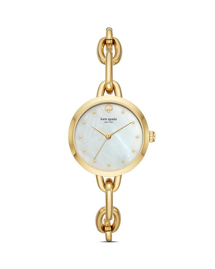 kate spade new york - Metro Chain Watch, 30mm