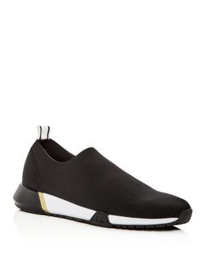 Kenneth Cole Women's Santell Neoprene Slip-On Sneakers
