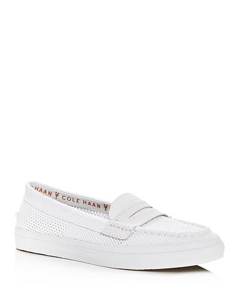 3c0a699c2c9 Cole Haan Women s Pinch Weekender LX Stitchlite Knit Penny Loafers ...