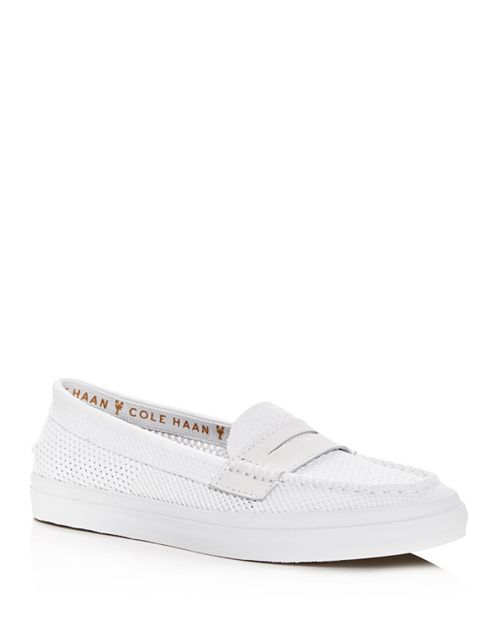 Cole Haan - Women's Pinch Weekender LX Stitchlite Knit Penny Loafers