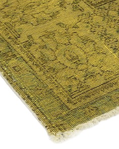 "Solo Rugs - Vintage 8 Hand-Knotted Area Rug, 9' 4"" x 10' 7"""