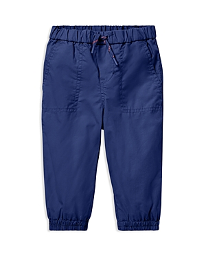 Ralph Lauren Boys' Cotton Poplin Jogger Pants - Baby