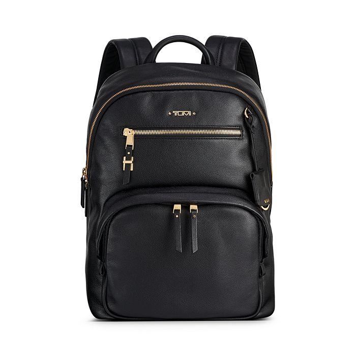 Tumi - Voyageur Leather Hagen Backpack