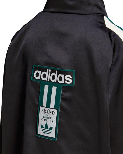 1d77b921a5ab4 adidas Originals Adibreak Satin Track Jacket   Bloomingdale s