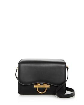 Salvatore Ferragamo - Medium Classic Flap Shoulder Bag