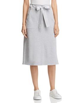 Donna Karan - Relaxed Drawstring Skirt