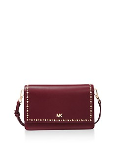 MICHAEL Michael Kors - Phone Small Leather Crossbody