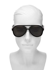 Gucci - Women's Aviator Sunglasses, 57mm