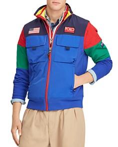 Polo Ralph Lauren - Hi Tech Mixed-Media Vest