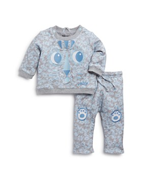 Kenzo - Boys' Printed Sweatshirt & Sweatpants - Baby