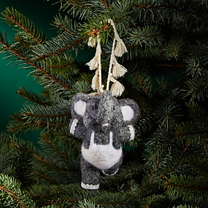 Bloomingdale's Felted Elephant Ornament - 100% Exclusive
