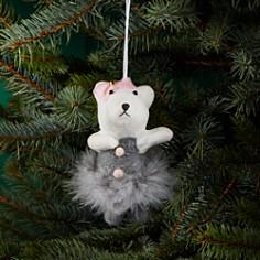 Bloomingdale's Dancing Teddy Girl Ornament - 100% Exclusive_0