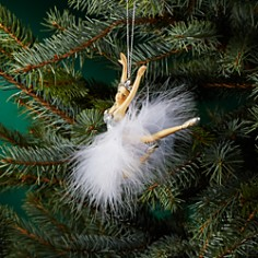 Bloomingdale's Feather Tutu Ballerina Ornament - 100% Exclusive_0