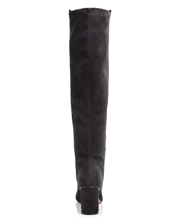 97905fc28eb Stuart Weitzman Women s Eloise 75 Almond Toe Suede Boots ...