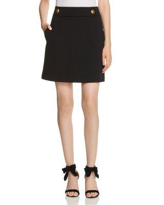 Celeste A Line Skirt by Tory Burch