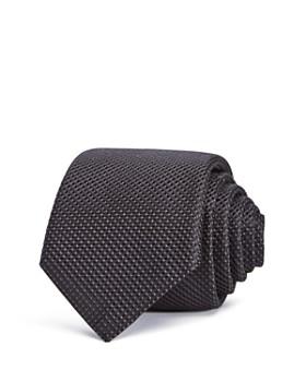 BOSS - Non-Solid Solid Classic Silk Tie