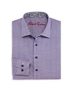 Robert Graham Boys' Patterned Dress Shirt - Big Kid - Bloomingdale's_0