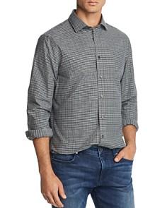 The Men's Store at Bloomingdale's - Plaid Broadcloth Slim Fit Shirt - 100% Exclusive