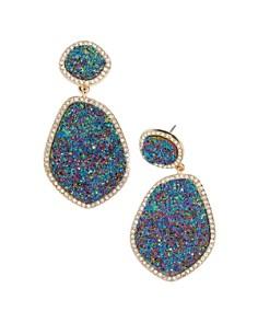 BAUBLEBAR - Vina Druzy Drop Earrings