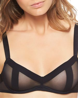 Passionata by Chantelle Glamour Mesh Underwire Bra