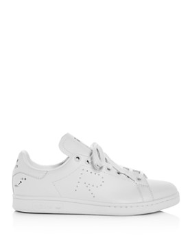 ... Raf Simons for Adidas - Women s Stan Smith Leather Lace-Up Sneakers f03f55ea3