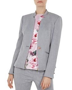 Ted Baker - Daizi Textured Tailored Blazer