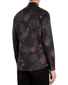 Ted Baker - Notting Floral-Print Regular Fit Shirt